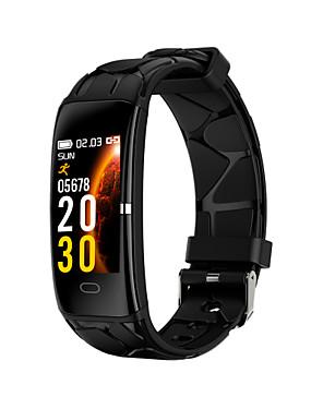 preiswerte Intelligente Elektronik-E58 Smart Band Herzfrequenz-Blutdruckmessgerät Sport Gym Wear Aktivität Tracker Fitness Smartband Uhr für Apple iPhone Xiaomi