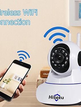 cheap Hiseeu-Hiseeu® 1080P IP Camera Wireless Home Security Surveillance Camera Wifi Night Vision CCTV Camera Baby Monitor Two-way Audio Built-in Microphone Speaker Motion Detection & Alarm Alert