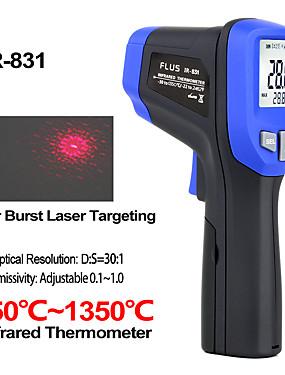 preiswerte Handys & Elektronik-LITBest IR-831 Tragbar / Professionell Infrarot-Thermometer -30℃~1350℃     -22℉~2462℉ Automatische Stromausschaltung, Verstellbare Temperatur, Zeitspeicherfunktion