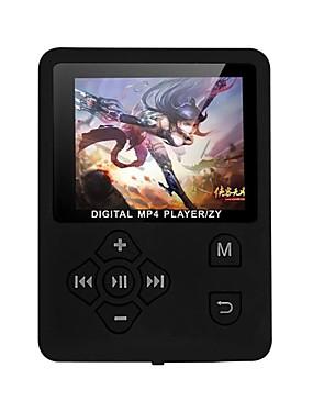 preiswerte Reproductor MP4-1,8 lcd-bildschirm mp4 player diktiergerät unterstützung bis zu 32 gb tf speicherkarte hifi mp3 mp4 musik player