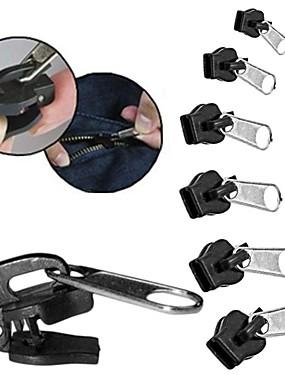 preiswerte Unterhaltungselektronik-6pcs Universal Instant Fix Zipper Repair Kit Ersatz Zip Slider Zähne Reißverschlüsse