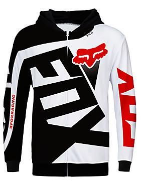 preiswerte Handys & Elektronik-fuchs motorrad jersey kleidung jacke für unisex polyster frühling herbst / winter wärmer / atmungsaktiv / schnell trocken