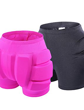 povoljno Sport és outdoor-Kratke hlače sa zaštitom od udarca / Podstavljene kratke hlače sa steznikom za Skijanje / Klizanje na ledu / Klizati se Sve Otporne na nošenje / Protection Lycra spandex Crn / Tamno žuta / purpurna