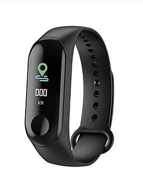preiswerte Unterhaltungselektronik-heißer m3 smart fitness tracker uhr m3 band smart blutdruck armband armband tracker herzfrequenz armbänder smart armband