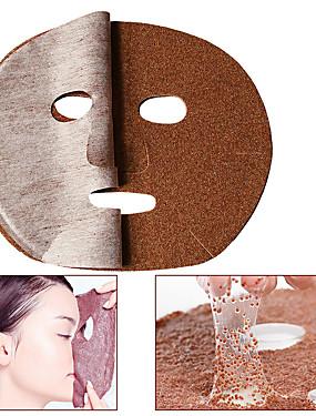 preiswerte Gesicht Grundierung-Einfarbig 5 pcs Trocken Nährstoffe / Hautstraffung / Feuchtigkeit Krankenpflege / Alltag / Kosmetik # Süß / Modisch Sets / Einfach zu tragen / Leichte Bedienung Bilden Kosmetikum