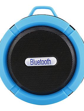cheap Outdoor Speakers-C6 Bluetooth Speaker Waterproof Speaker For Mobile Phone