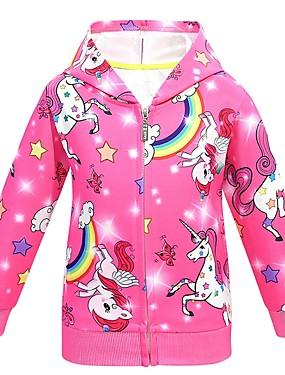 preiswerte Biszu19-Kinder Mädchen Grundlegend Regenbogen Anzug & Blazer Purpur