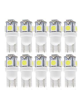 preiswerte ≤ 19.9€-otolampara t10 führte Seitenmarkierungslichter w5w Innenleselichtautorückseiten-Kfz-Kennzeichenlichter