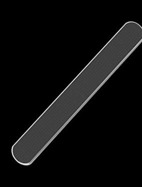 levne Pilníky a pufry-1 sada Sklo Nástroj na nehty Pro Nehet na ruce Odolný proti opotřebení / Odolné / Lehké a pohodlné Bílá série nail art manikúra pedikúra Jednoduchý Denní