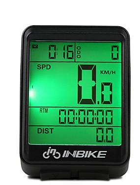 cheap Sports & Outdoors-INBIKE IC321 Bike Computer / Bicycle Computer Waterproof Wireless SPD - Current Speed Mountain Bike / MTB Road Bike Road Cycling Cycling