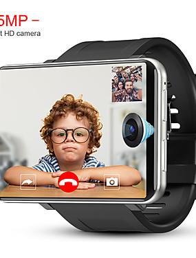 cheap Clearance-LEMT 4G Smart Watch Android 7.1 3GB32GB 2.86inch Screen Support SIM Card GPS WiFi 2700mAh Big Battery SmartWatch Men Women