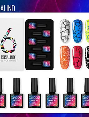 cheap Nail Kits & Sets-Nail Polish For Finger Nail Best Quality Romantic Series nail art Manicure Pedicure Fashion / Elegant Festival