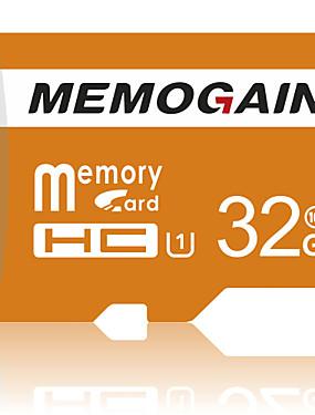 preiswerte Micro SD-Karte/TF-memogain 32 gb speicherkarte 64 gb 16 gb high speed micro sd karte c10 uhs-1 sdhc sdxc flash karte speicher microsd tf / sd karte