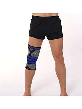 cheap Sports & Outdoors-Knee Brace for Yoga / Running / Camping / Hiking Unisex Windproof / Joint support / Muscle support Nylon / Lycra Spandex Black / Gray
