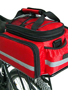 cheap Sports & Outdoors-FJQXZ Bike Panniers Bag Bike Rack Bag Large Capacity Waterproof Adjustable Size Bike Bag Nylon Bicycle Bag Cycle Bag Cycling / Bike