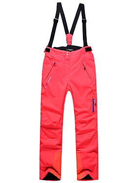 cheap Sports & Outdoors-Phibee Women's Ski / Snow Pants Skiing Camping / Hiking Winter Sports Windproof Warm Winter Sports Polyster Warm Pants Ski Wear
