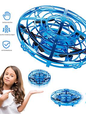 billige Nyhet Leker-magisk hånd ufo flygende fly drone leker elektrisk elektronisk leketøy ledet mini induksjon drone ufo leker barn xmas brithday gaver