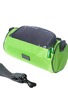cheap Sports & Outdoors-Bike Handlebar Bag Cycling Wearable Durable Bike Bag Oxford Cloth Bicycle Bag Cycle Bag Cycling Outdoor Exercise Multisport
