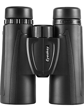 cheap Sports & Outdoors-10 X 42 mm Binoculars Roof Video Night Vision Ultra Clear Multi-Resistant Coating Fully Multi-coated BAK4 Camping / Hiking Outdoor Exercise Hunting and Fishing Silicon Rubber Spectralite ABS+PC