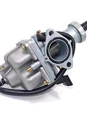 cheap Carburetors-CG150 Motorcycle 27mm Engine Carburetor with Carb Cable For 140cc 150cc 160cc ATV Motorbike Carb Pit Bike PZ27