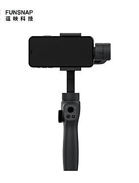 cheap Stabilizer-Funsnap Capture 2 3-Axis Handheld Gimbal Stabilizer for Smartphone PK Zhiyun Smooth 4 Feiyutech Snoppa Atom DJI OSOM Mobile 3