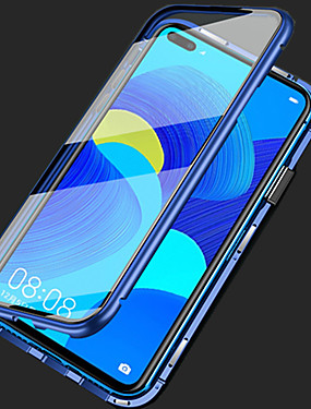 cheap Huawei Case-Double-sided tempered glass metal magnetic protective shell for Huawei P40 P40Pro P40ProPlus  Mate 30/20 Pro P30 / P20 Pro