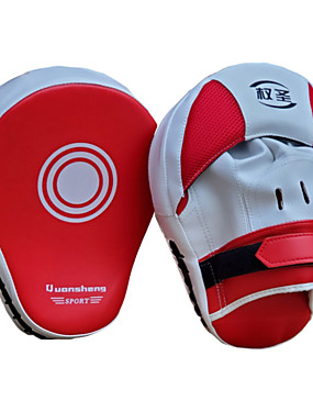 cheap Sports & Outdoors-Punch Mitts Boxing Pad Taekwondo Boxing Sanda PU Polyurethane fibre-