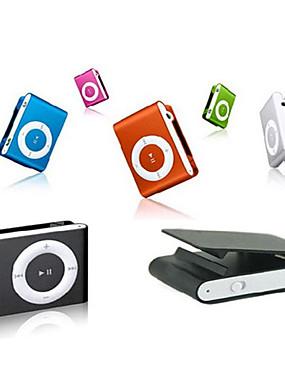 cheap Hifi player-Mini Portable MP3 Music Player Mini Portable Clip MP3 Music Player Waterproof Sport Mini Clip Mp3 Music Player Walkman Lettore