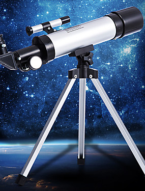 cheap Sports & Outdoors-SUNCORE® 18-60 X 50 mm Telescopes Portable Durable Easy assembly 144/1000 m Multi-coated BAK4 Camping / Hiking Hunting Fishing Aluminum Alloy