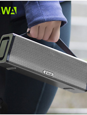 cheap Outdoor Speakers-EWA D560 Outdoor Bluetooth Speaker Waterproof High Power Big Sound and Bass Portable for Small Party/Sreet Dance/Public Park Use