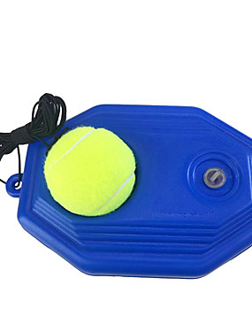 cheap Sports & Outdoors-Tennis Balls Training Equipment 1 set Rebound Self-study Calories Burned PE For Sports Outdoor Practice Tennis Leisure Sports
