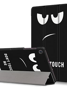cheap Other Phone Case-Case For Lenovo Lenovo Tab M8 HD TB-8505F / X / Tab M8 FHD TB-8705F / N / Lenovo Tab M7 TB-7305F / Lenovo Tab 7 / Tab4 7(TB-7504F / N / X) Pattern Back Cover Cartoon Genuine Leather