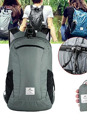 cheap Sports & Outdoors-Naturehike 18 L Hiking Backpack Lightweight Packable Backpack Lightweight Rain Waterproof Ultra Light (UL) Waterproof Zipper Outdoor Camping / Hiking Climbing Cycling / Bike Nylon Black Grey Blue