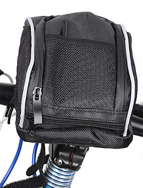 cheap Sports & Outdoors-1.5 L Bike Handlebar Bag Rain Cover Waterproof Cycling Skidproof Bike Bag Oxford Cloth Bicycle Bag Cycle Bag Outdoor Exercise Scooter