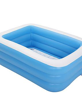 abordables Juguetes y Cosplay-Accesorios para jugar en el agua Piscinas para niños Piscina inflable Pool Intex Piscina para niños Piscina de agua para niños El plastico PVC Verano Natación Niños Adultos Adulto