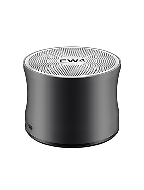 cheap Outdoor Speakers-EWA A109 Portable Wireless Bluetooth Speaker Connect For Phone/Tab/PC Support MicroSD Card with Mini Subwoofer