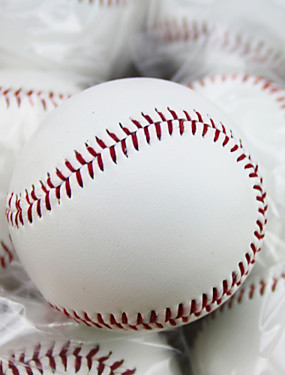 billiga Lagsport-Baseboll Baseball Lindrar stress / Sport PVC (polyvinylklorid)