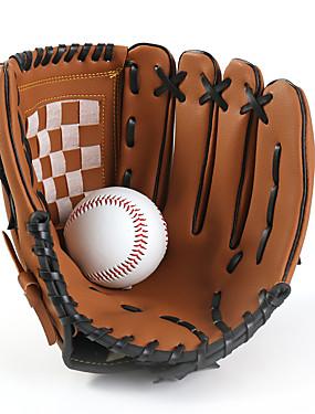 billiga Lagsport-Baseball handske / mitts Handske Herr / Dam Slitsäker / Bekväm / Hållbar Baseball PU