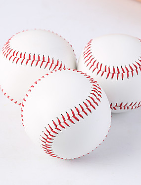 billiga Lagsport-Baseboll Baseball Lindrar stress / Sport 100% standard mat mjuk silikon