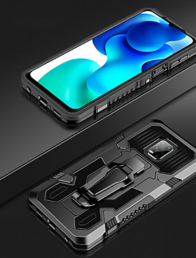 cheap OPPO?Case-Case For OPPO Oppo F11 Pro OPPO A7 OPPO A9 Shockproof Back Cover Armor PC
