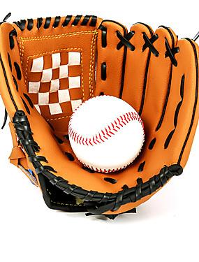 billiga Lagsport-Handskar Handske Alla Slitsäker / Bekväm / Hållbar Baseball PU