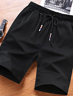 """cheap Sports & Outdoors-Women's Hiking Shorts Summer Outdoor 10"""" Relaxed Fit Breathable Quick Dry Moisture Wicking Sweat-wicking Nylon Shorts Bottoms Camping / Hiking Fishing Hiking Black S M / Wear Resistance"""