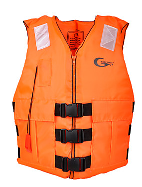 cheap Sports & Outdoors-YON SUB Waterproof Quick Dry Spandex Diving / Boating Life Jacket Top for