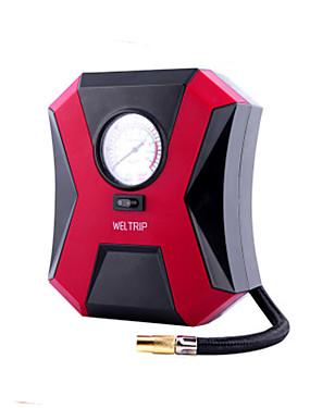 povoljno Inflatable Pump-am11 auto bežični kabel prijenosni zračni kompresor pumpa za napuhavanje dc 12v napuhavanje guma atuo auto pumpa za zrak s mehaničkim zaslonom i led svjetlo za auto bicikl