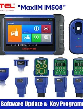 povoljno US Warehouse-autel maxiim im508 alat za skeniranje automobilskih ključeva s programatorom za ključeve xp200 dijagnostički skener za automobile s oe-level svim sustavima dijagnostika resetiranje ulja epb sas bms