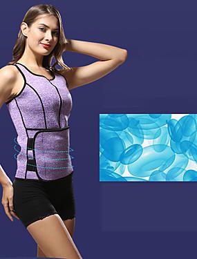 cheap Body Massager-Tights Chest and Abdomen Palace Corset Sweat Corset Fever Sweat Shapewear