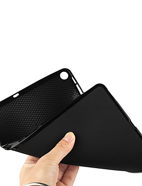 cheap Other Phone Case-Solid Color Ultra-thin Shockproof TPU Tablet Case for ALLDOCUBE iplay 20 10.1 inch