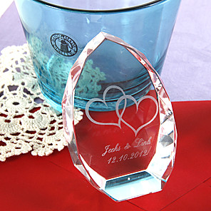 cheap Practical Favors-Crystal Crystal Items Bride Parents Wedding Anniversary Housewarming