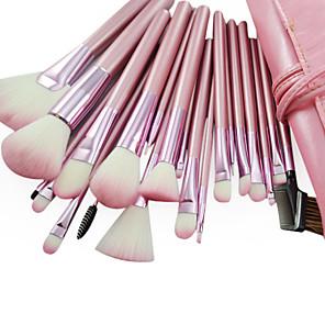 cheap Makeup Brush Sets-Professional Makeup Brushes Makeup Brush Set 22pcs Synthetic Hair / Artificial Fibre Brush Makeup Brushes for