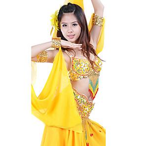 cheap Evening Dresses-Dance Accessories Women's Performance Chiffon / Belly Dance